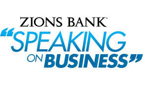 Zions Bank %22Speaking On Business%22